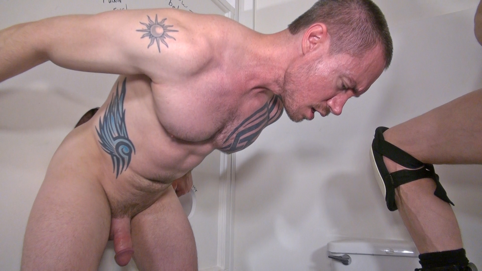 Raw and Rough Jason Mitchell Mason Garet Todd Maxwell Nick Moretti Cope and Derek Anthony Bareback Truck stop gloryhole sex Amateur Gay Porn 09 Amateur Trucker Sex At A Gloryhole With Piss, Cum and Bareback Action