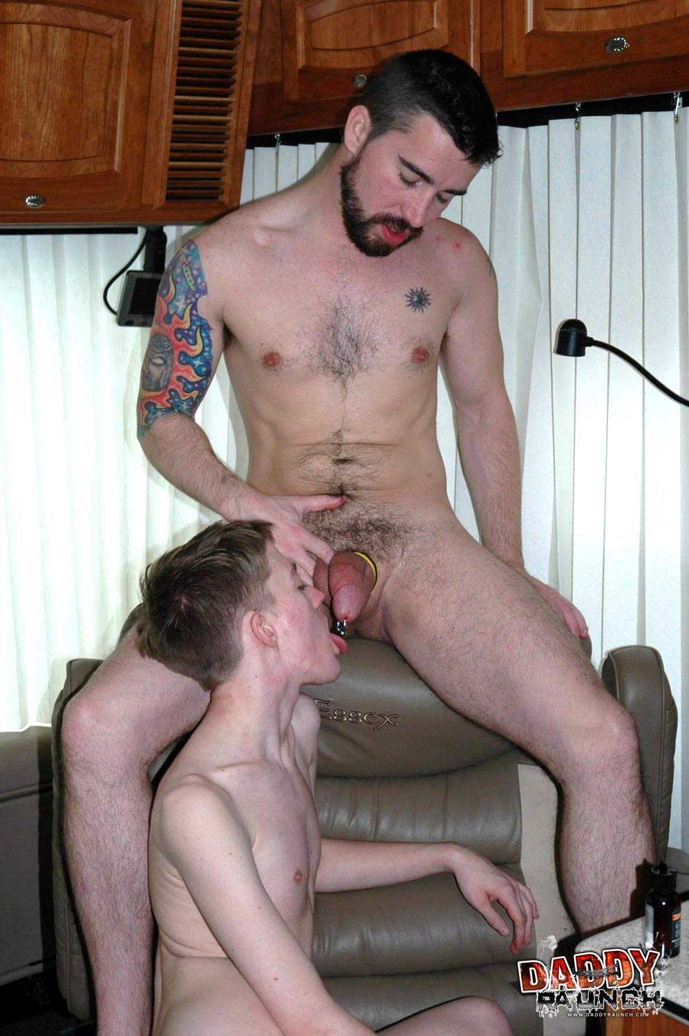 Daddy-Raunch-Sperm-Overload-III-Daddies-Fucking-Boys-Bareback-Amateur-Gay-Porn-41 Sperm Overload III - Daddies Fucking Their Boys Bareback