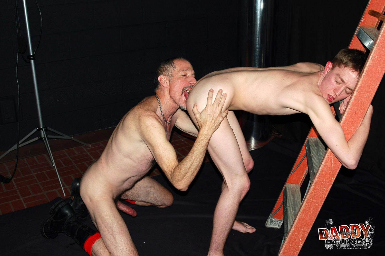 Daddy Raunch Sperm Overload III Daddies Fucking Boys Bareback Amateur Gay Porn 62 Sperm Overload III   Daddies Fucking Their Boys Bareback