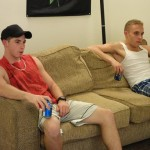 Fraternity X Andrew Straight Frat Guys Barebacking Amateur Gay Porn 29 150x150 Amateur Straight Frat Guys Take Turns Barebacking A Pledges Raw Ass