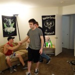 Fraternity X Andrew Straight Frat Guys Barebacking Amateur Gay Porn 32 150x150 Amateur Straight Frat Guys Take Turns Barebacking A Pledges Raw Ass