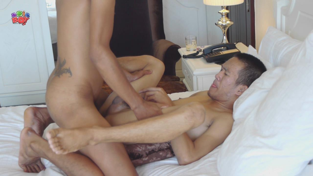 Asia-Boy-Video-Trail-Of-Cum-Big-Asian-Cock-Bareback-Amateur-Gay-Porn-37 Asian Street Hustler Gets Barebacked In The Ass By A Big Asian Cock