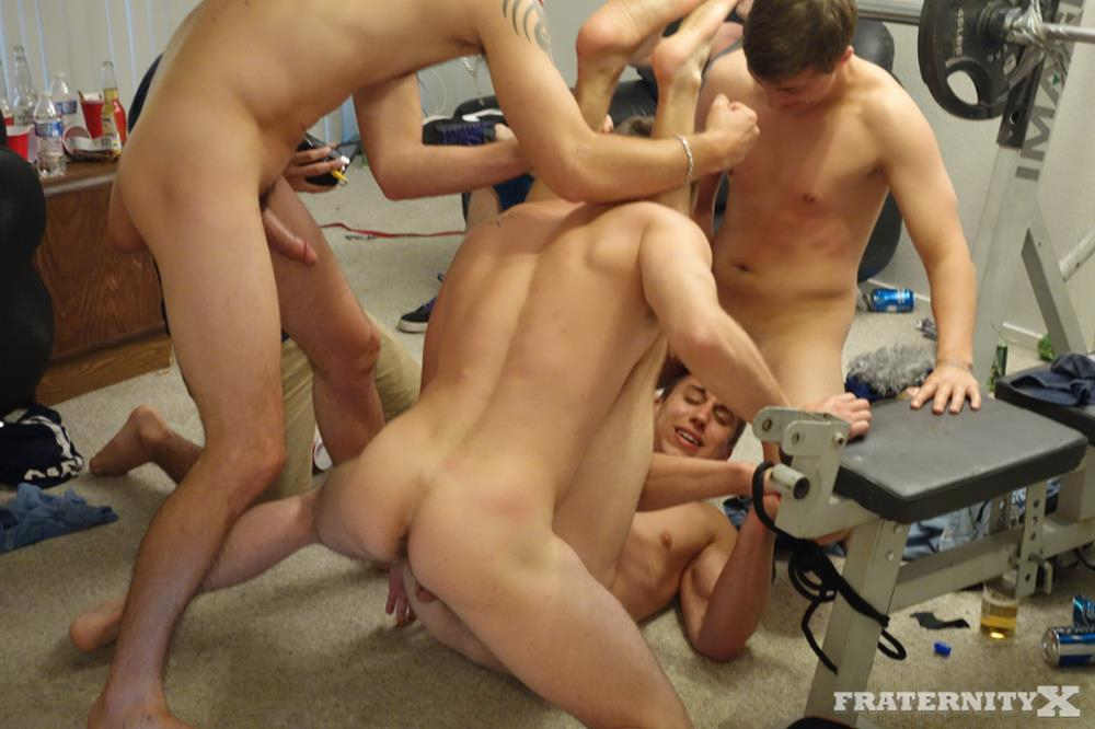 Fraternity-X-Frat-Guys-With-Big-Cocks-Bareback-Orgy-Amateur-Gay-Porn-03 Straight Drunk Fraternity Guys Tag Team Barebacking Freshman Ass
