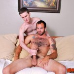 Wank This Maxx Fitch and Josh Pierce Huge White Cock Barebacking A Tight White Ass Amateur Gay Porn 06 150x150 Hairy Maxx Fitch Bareback Fucking A Tight White Ass With His Huge Cock