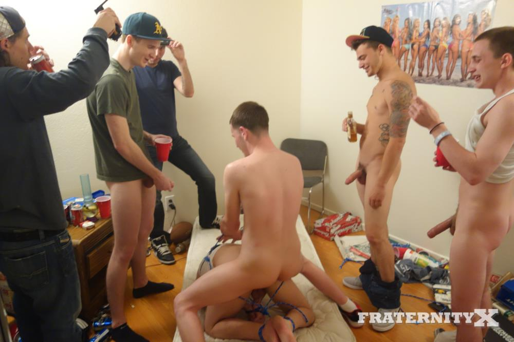 Fraternity X Silas Gang Bang Bareback A Freshman Pledge BBBH Amateur Gay Porn 02 Fraternity Guys Tie Up And Gang Bang Bareback The Freshman