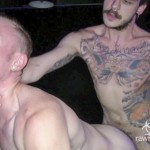 Raw Fuck Club Saxon West and Luke Harding Big Dick Bareback Sex Amateur Gay Porn 2 150x150 Luke Harding Breeding Saxon Wests Muscular Ass