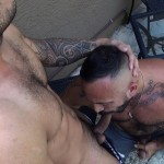 Dudes Raw Alessio Romero and Mario Cruz Bareback Muscle Daddy Latino Amateur Gay Porn 12 150x150 Muscle Daddy Alessio Romero Gets Bred By Mario Cruz