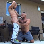 Dudes Raw Alessio Romero and Mario Cruz Bareback Muscle Daddy Latino Amateur Gay Porn 14 150x150 Muscle Daddy Alessio Romero Gets Bred By Mario Cruz