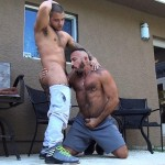 Dudes Raw Alessio Romero and Mario Cruz Bareback Muscle Daddy Latino Amateur Gay Porn 15 150x150 Muscle Daddy Alessio Romero Gets Bred By Mario Cruz