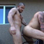 Dudes Raw Alessio Romero and Mario Cruz Bareback Muscle Daddy Latino Amateur Gay Porn 52 150x150 Muscle Daddy Alessio Romero Gets Bred By Mario Cruz