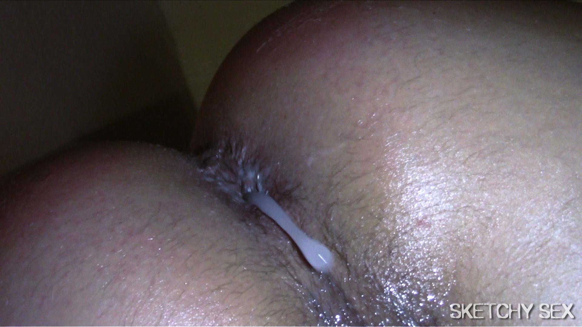 Sketchy-Sex-Anonymous-Bareback-Sex-Party-Cum-Dripping-Holes-32 Getting Bred By As Many Anonymous Dicks As Possible